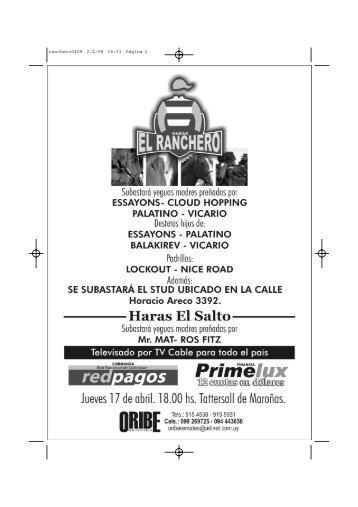 ranchero0408 2/4/08 16:31 Página 1 - Estudio 3000