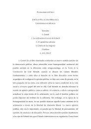 josé luis villacañas - Filosofía y Tragedia