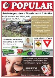 Popular 274.pmd - Jornal O Popular de Nova Serrana