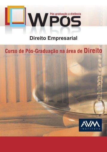 WDireito - Direito Empresarial (07-2010).indd