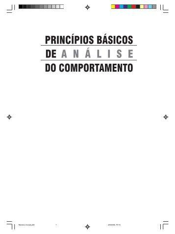 Princípios Básicos de Análise do Comportamento - Instituto Walden4