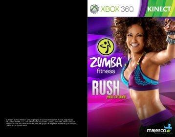 Zumba®, Zumba Fitness® y los logotipos de Zumba ... - Xbox.com