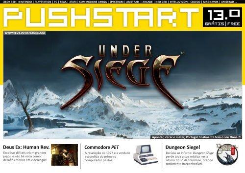 pushstart n13 – ler aqui - Revista Pushstart