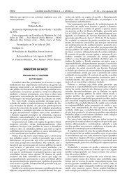 Decreto-Lei n.º 185/2002. DR 191 SÉRIE I-A de ... - Portal da Saúde
