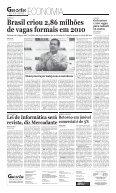 País gerou 2,86 milhões de vagas formais em 2010 - Jgn.com.br - Page 2