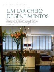 um lar cheio de sentimentos - Claudia Pereira Arquitetura | Curitiba