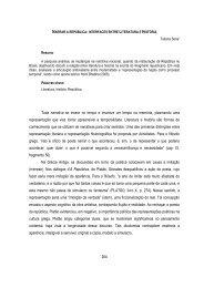 interfaces entre literatura e história - Programa de Pós-Graduação ...
