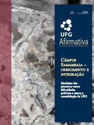 Afirmativa - UFG