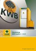 Pelletheizung KWB Easyfire - Jenni Energietechnik AG - Seite 5