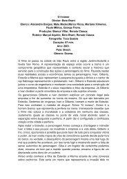 O Invasor Diretor: Beto Brant Elenco: Alexandre Borges, Malu Mader ...
