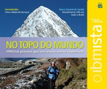 Hortolândia: Nova Central de Saúde - Revista IBMista