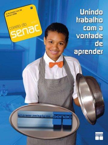 Editorial - Senac