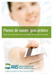 Planos de saúde: guia prático - Samp