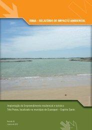 RIMA - Instituto Estadual de Meio Ambiente - Governo do Estado do ...