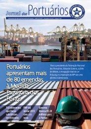 Jornal dos Portuários - FNP - Federação Nacional dos Portuários