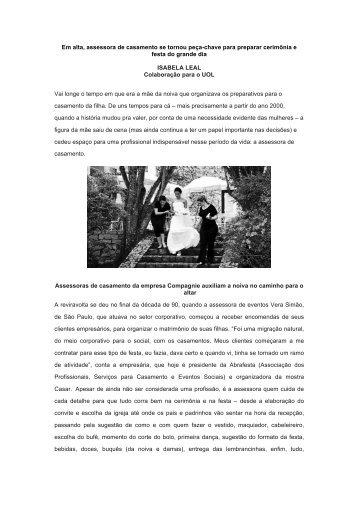 uol-estilo - Salve Sto. Antônio