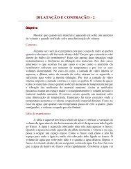 DILATAÇÃO E CONTRAÇÃO - 2 - Portal do Professor