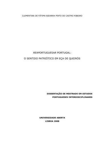 dissertação II (2).pdf - Universidade Aberta