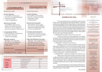 Boletim 030612.cdr - Primeira Igreja Presbiteriana do Recife