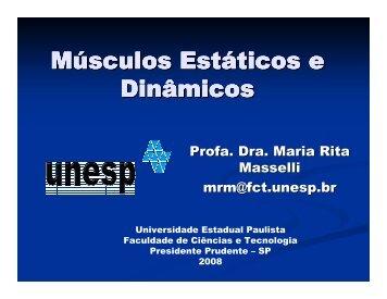 5 aula.pdf - Professor Assistente Doutor FCT/Unesp