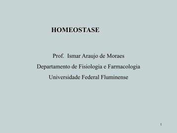 HOMEOSTASE - UFF