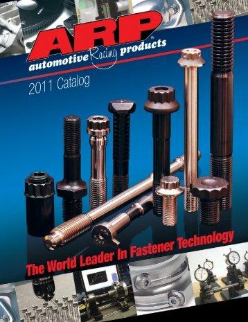 ARP Automotive Racing Catalog