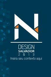 Projeto Final - NDesign Salvador 2013 – Insira seu contexto aqui