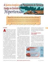Introdução Como o organismo controla a pressão arterial? - QNEsc