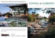LIVING & GARDEN - Atrium-Design AG