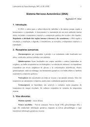 Sistema Nervoso Autonômico (SNA) Reginaldo P. Silva - marchioli
