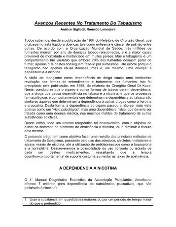 TÉCNICAS PARA PARAR DE FUMAR - Uniad