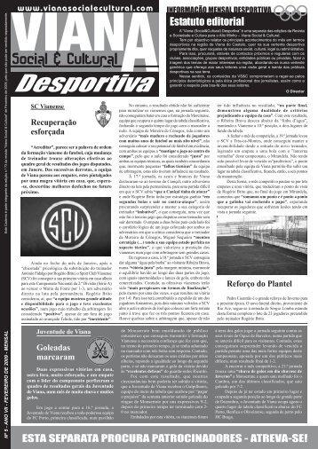 ulwuuvionosociolcculturoLcom - Viana Social e Cultural