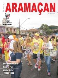 Revista - Clube Atlético Aramaçan