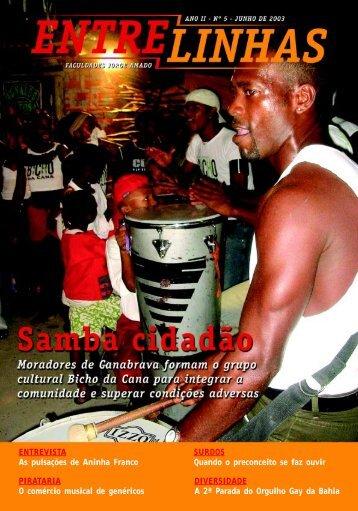 Publicação - Centro Universitário Jorge Amado