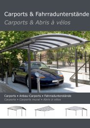 Carport multi