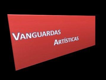 Vanguardas artísticas - ECA