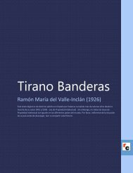 Tirano Banderas - Descarga Ebooks