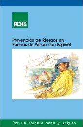 Pesca - Prevención de riesgos - ACHS