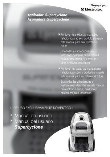 Manual do usuário Manual del usuario ... - Magazine Luiza