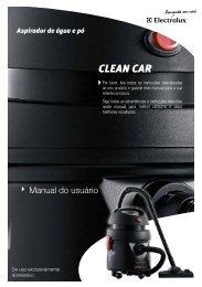 1 CLEAN CAR• - Electrolux