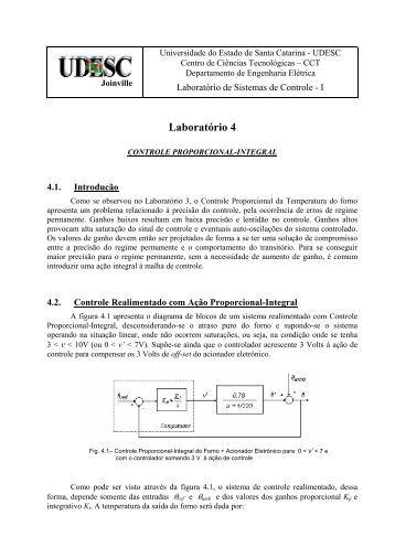 Laboratório 4 - UDESC Joinville