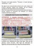 MANUAL tira manchas paginado.cdr - CP Placas Eletrônicas - Page 5