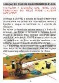 MANUAL tira manchas paginado.cdr - CP Placas Eletrônicas - Page 6