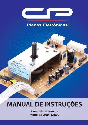 LT60 Hilda e LTE09 - CP Placas Eletrônicas