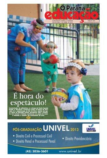 OPR - c1 - Educacao - COR.pmd - O Paraná