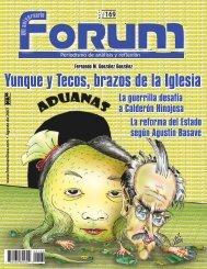 Portada 169 (Agosto) =CURVAS=... - Forum en Línea