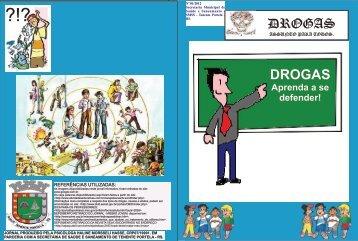 anexo 2.1 modelo livreto DROGAS - Prefeitura de Tenente Portela