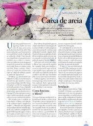 Caixa de areia - Linux Magazine Online