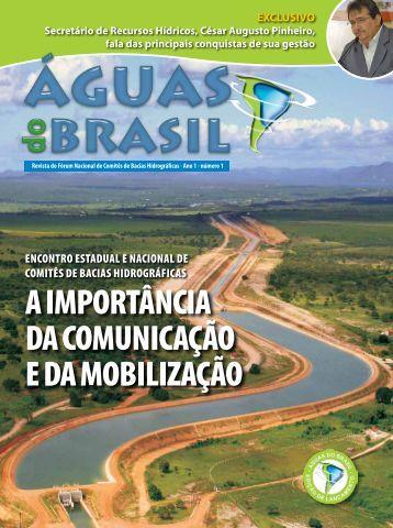 Faça o download da Águas do Brasil - Revista - Encob
