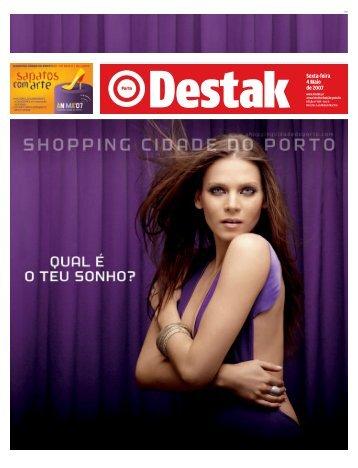 Sexta-feira 4 Maio de 2007 - Destak